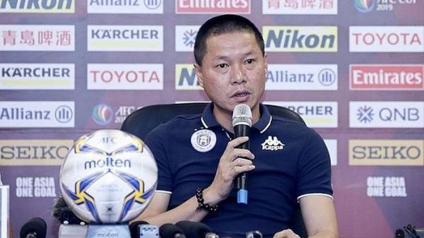 HLV Chu Đình Nghiêm tiết lộ lý do dẫn dắt Hải Phòng