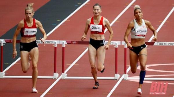 Cô gái vàng của xứ Thanh - đại diện duy nhất của điền kinh Việt Nam tham dự Olympic Tokyo 2020