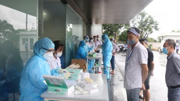 Thanh Hóa ghi nhận 23 ca mắc COVID-19, trong đó có 16 trường hợp liên quan đến ổ dịch thị xã Bỉm Sơn