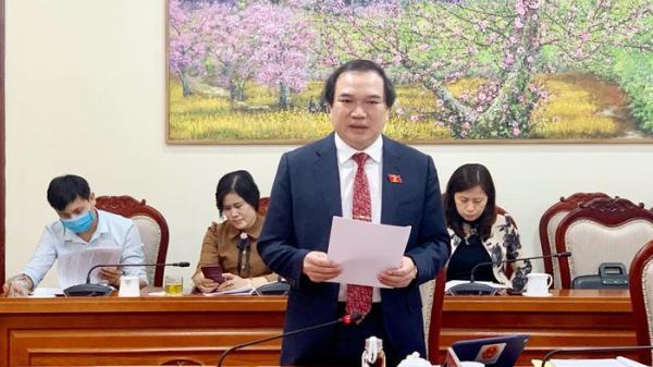 Ngày làm việc thứ 3 của Quốc hội: Tổ đại biểu Thái Nguyên đóng góp vào nhiều nội dung