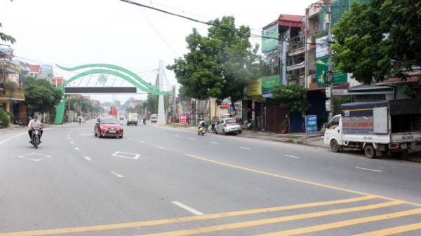 """T.P Thái Nguyên: Đầu tư trên 75 tỷ đồng để """"làm mới"""" cửa ngõ"""