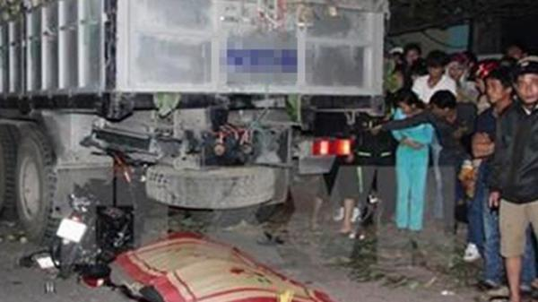 """Tài xế xe tải người Thái Nguyên tông chết người rồi """"tẩu thoát"""" hơn 60km"""