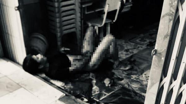 """Thực hư việc chồng bị vợ """"c.ắt phăng"""" của quý, nằm g.ục trên vũng m.áu trước hiên nhà ở Hà Nội"""