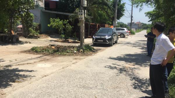 Ninh Bình: Va chạm giao thông với công an nghi uống rượu bia, người phụ nữ tử vong thương tâm
