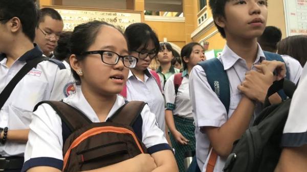 Ninh Bình: Chính thức công bố điểm thi vào lớp 10 năm 2019