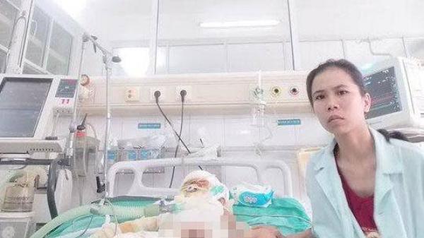 Ninh Bình: Mua xăng về nhà dùng chưa hết, mẹ chết sững nhìn 2 con thành mồi lửa