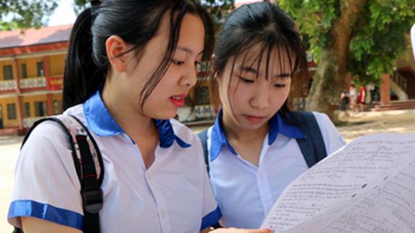 Yên Bái: Công bố kết quả điểm thi vào lớp 10 THPT năm 2019