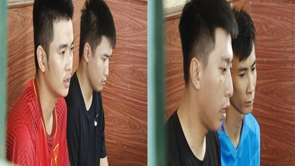 Triệt phá nhóm đối tượng quê Ninh Bình vào Quảng Ngãi cho vay nặng lãi