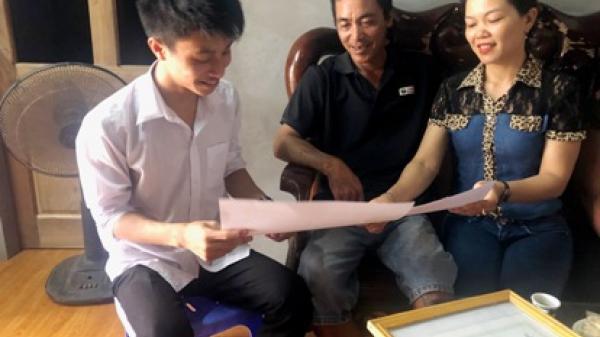 Ninh Bình: Ước mơ làm bác sỹ của thí sinh có điểm thi đại học 2 khối A, B cao nhất tỉnh