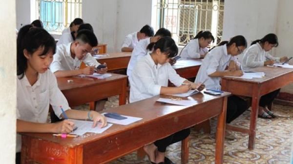 Ninh Bình xếp thứ 3 toàn quốc về số điểm trung bình các bài thi THPT cao nhất