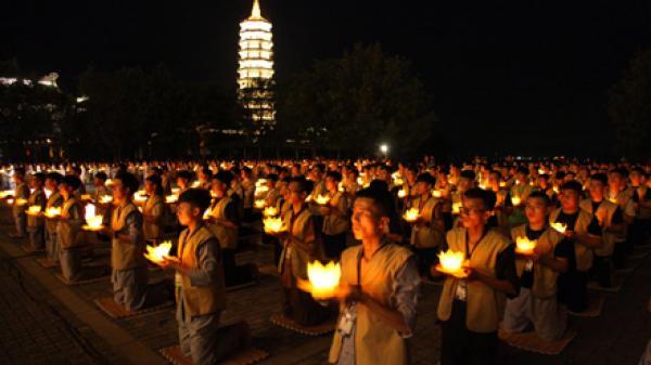 Ninh Bình: Lễ cầu quốc thái dân an và tri ân các anh hùng liệt sĩ