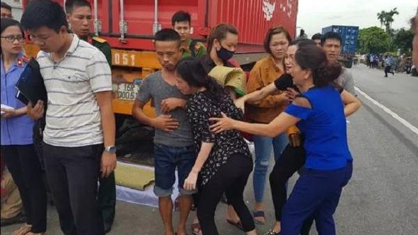 Vụ tai nạn Hải Dương: Danh tính tài xế và buổi sáng định mệnh của 2 vợ chồng