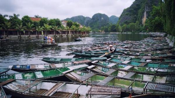 Một ngày trải nghiệm cảnh đẹp của vùng đất Ninh Bình