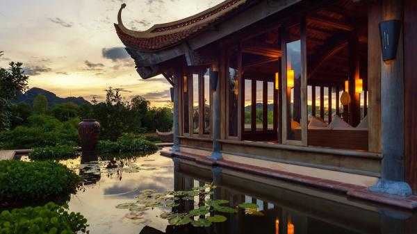 Điểm du lịch nghỉ dưỡng kết hợp team building thú vị tại Ninh Bình