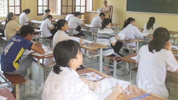 Hải Dương: 2 cơ sở giáo dục có tỷ lệ tốt nghiệp THPT dưới 70%