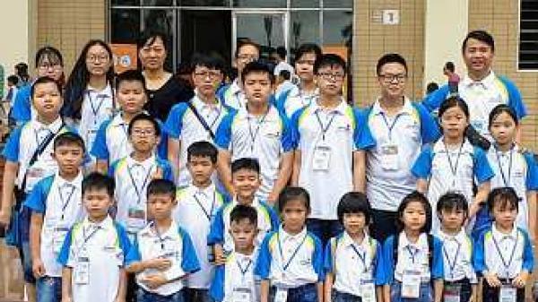 Ninh Bình: Các kỳ thủ giành 17 huy chương tại giải vô địch Cờ vua trẻ toàn quốc năm 2019