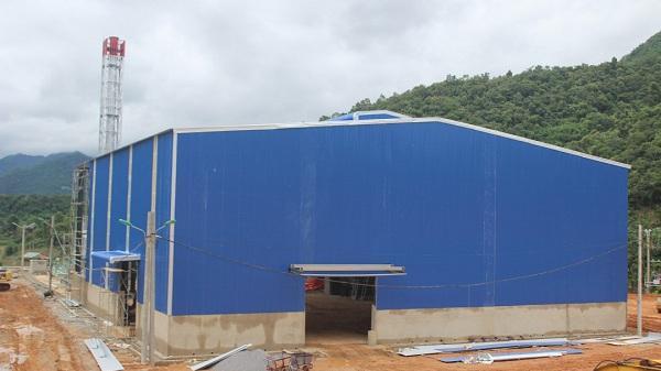 Điện Biên: Tiếp tục lùi thời gian vận hành Nhà máy xử lý rác thải Púng Min