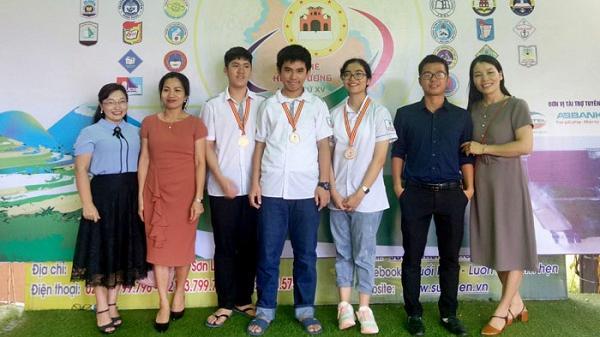 Điện Biên: Giành 30 huy chương tại trại hè Hùng Vương lần thứ XV năm 2019