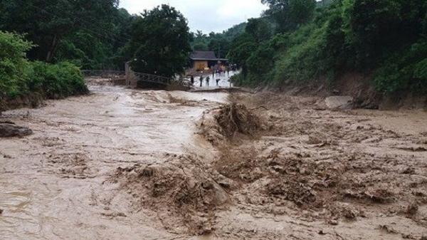 Cập nhật bão số 3, đề phòng lũ quét, sạt lở đất tại Thanh Hóa, Hòa Bình