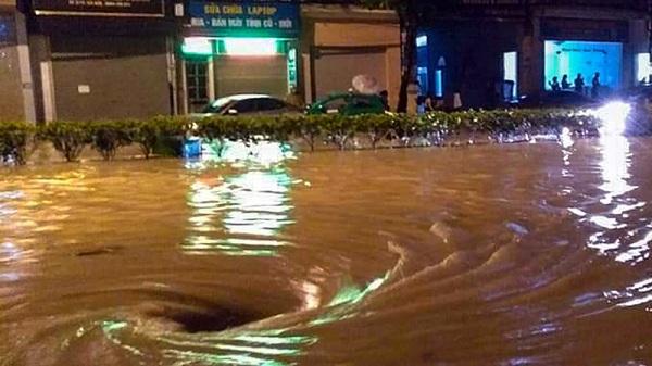 Đêm nay: Cảnh báo xảy ra lũ, lũ quét và sạt lở đất trên địa bàn toàn tỉnh Điện Biên