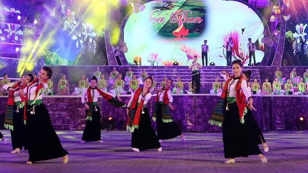Ngày 18/10/2019 Khai mạc ngày hội văn hóa dân tộc Thái lần thứ II tại TP Điện Biên Phủ