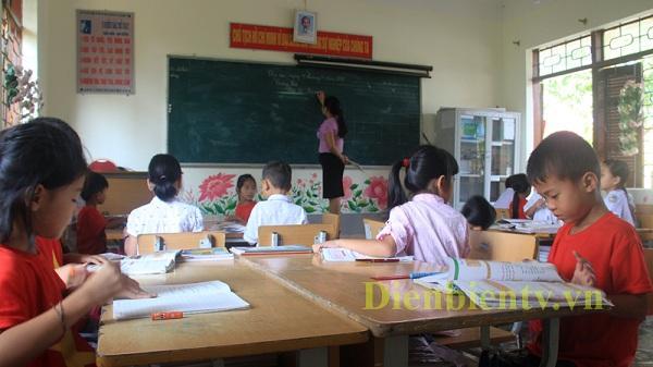 Điện Biên cần khắc phục tình trạng thiếu giáo viên