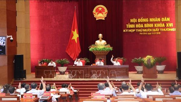 Sáp nhập huyện Kỳ Sơn vào thành phố Hòa Bình
