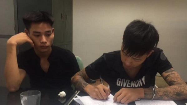 Hà Nội: Bị bắt giữ khi thuê taxi đi... giao ma túy