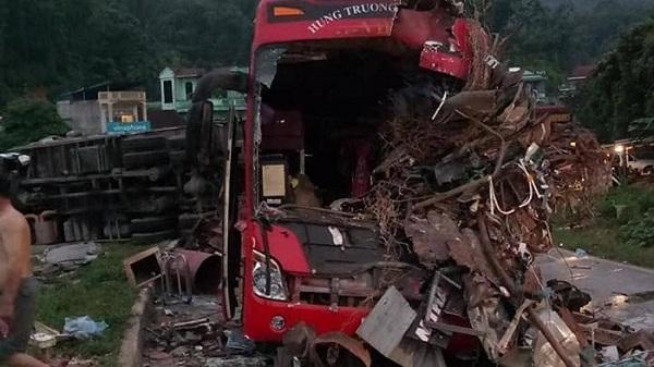 Hàng loạt xe khách của Công ty Long Giang (Điện Biên) đục sửa số khung, không đảm bảo an toàn