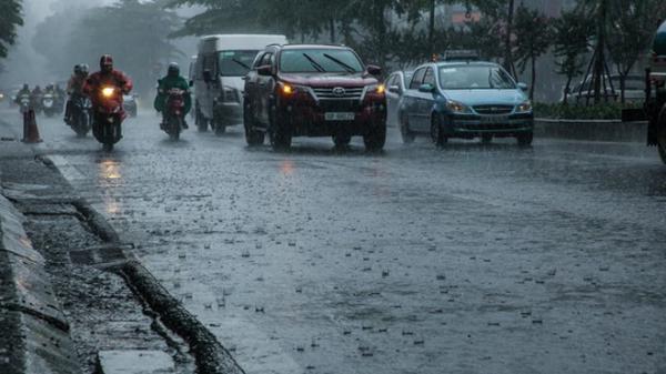 Bão Bailu giật cấp 11 đi theo hướng Tây Bắc, Bắc Trung Bộ dự báo mưa lớn