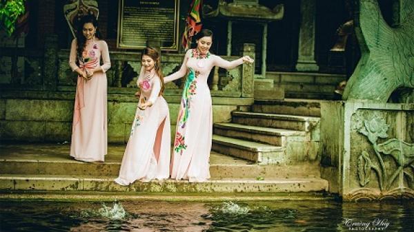 Sẵn sàng cho đêm Chung kết cuộc thi Người đẹp Hoa Lư 2019
