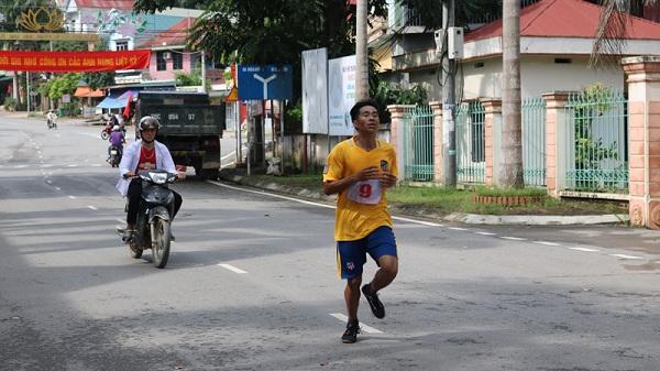Xã Đồng Chum (Đà Bắc) vượt khó nuôi dưỡng đam mê chạy việt dã