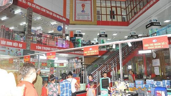 Siêu thị Hoa Ba: Đưa hàng Việt đến gần hơn với người dân Điện Biên