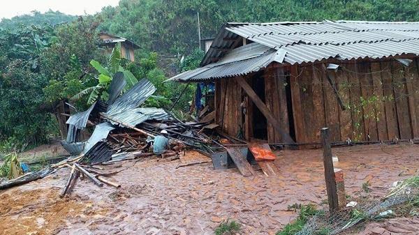 Tiếp tục cảnh báo lũ quét, sạt lở đất và ngập úng cục bộ trên địa bàn tỉnh Điện Biên