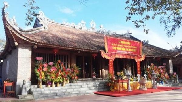 Khai hội đền Quát mùa Thu ở Hải Dương: Tưởng nhớ công lao danh tướng Yết Kiêu