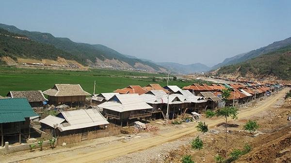Nhiều doanh nghiệp ở Điện Biên đợi thanh toán tái định cư