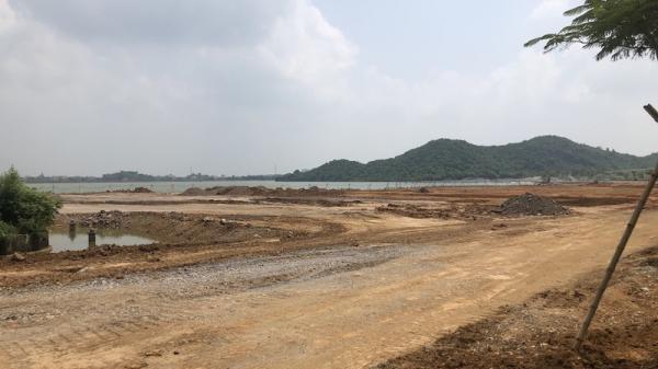 Ninh Bình: Hồ Yên Thắng bị san lấp hàng chục nghìn mét vuông