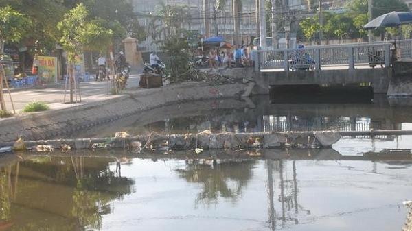 Hải Dương: Các tuyến kênh trong hệ thống Bắc Hưng Hải đều bị ô nhiễm