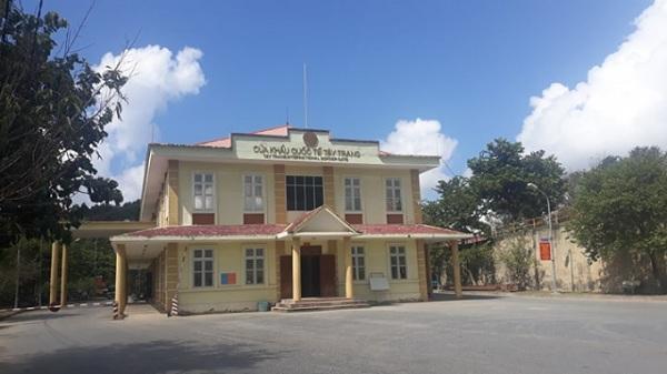 Điện Biên: Xuất hiện một doanh nghiệp thao túng giới bốc xếp tại cửa khẩu Tây Trang