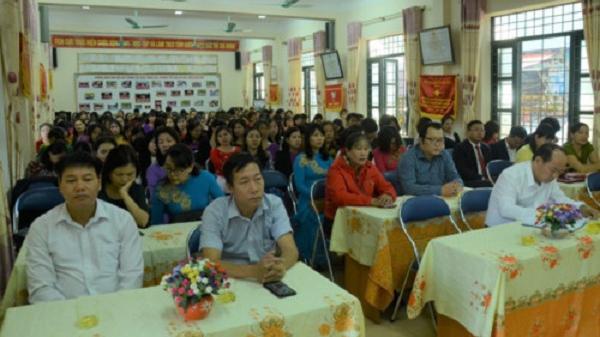 Điện Biên: 220 thầy, cô dự Hội thi giáo viên dạy giỏi