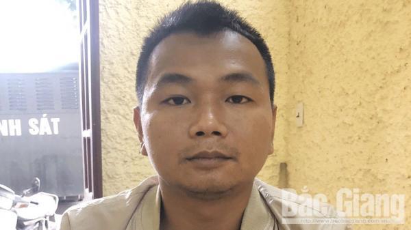 Bắc Giang: Công an thành phố bắt giữ hai đối tượng đánh bạc