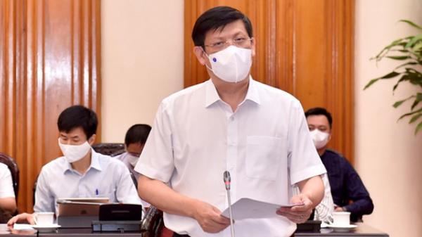 Bộ trưởng Bộ Y tế: Tất cả các ca mắc mới đều xác định được nguồn gốc lây nhiễm
