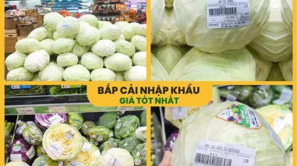 Thực hư siêu thị bán bắp cải 250.000 đồng/kg trong mùa dịch