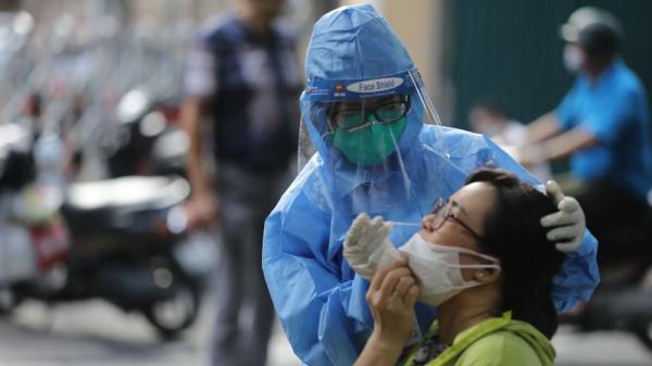 Phó Giám đốc CDC Hà Nội: 'Ổ dịch' Bệnh viện Việt Đức đã có nhiều mức độ lây nhiễm, tình hình có thể sẽ khó khăn, phức tạp hơn