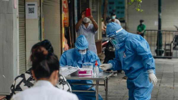"""CDC Hà Nội: """"Ổ dịch"""" Bệnh viện Việt Đức đã qua nhiều chu kì lây nhiễm, số ca mắc có thể sẽ tăng lên"""
