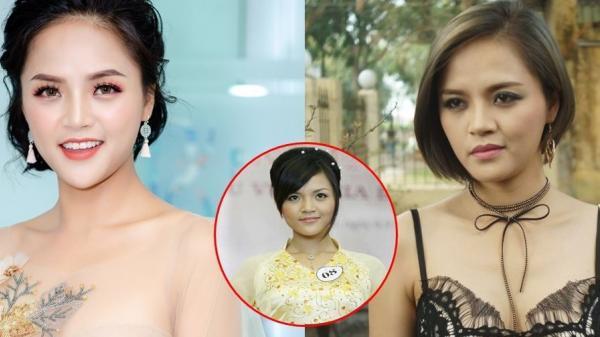 """Ai mà ngờ """"My Sói"""" của Quỳnh Búp Bê cũng từng đi thi Hoa hậu và giành được thứ hạng này cơ đấy"""