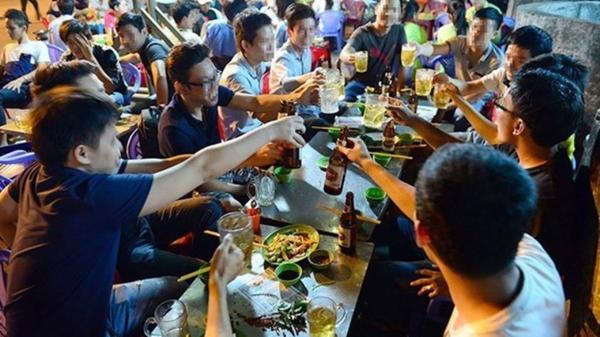 Khoa học đã chứng minh: Đàn ông nên đi ăn nhậu với bạn bè 2 lần một tuần để cải thiện cuộc sống