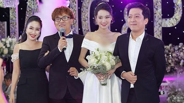 Không Quế Vân, Nam Em nhưng vẫn có 1 người 'tình cũ' của Trường Giang đến đám cưới