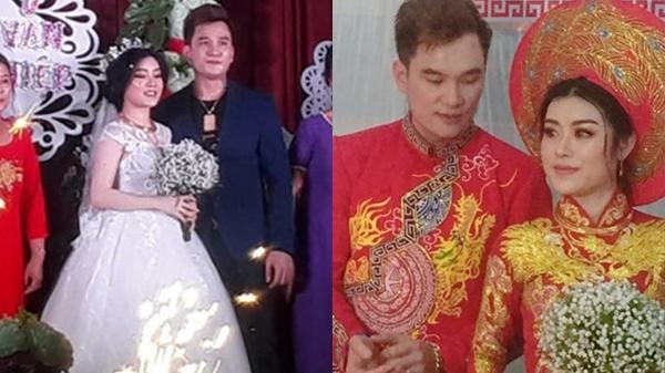Ở tuổi 37, Lâm Chấn Huy bí mật tổ chức đám cưới với cô dâu 9X, xinh không thua hot girl