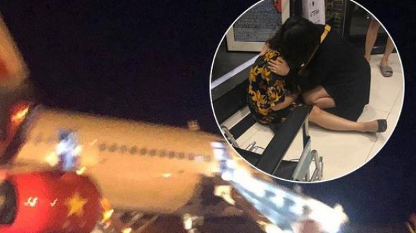 Máy bay Vietjet gặp sự cố nghiêm trọng khi tiếp đất, 207 hành khách được lệnh bỏ lại hành lý và nhảy ra cửa thoát hiểm